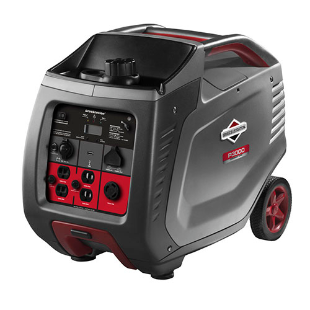 Briggs and Stratton P3000 watt inverter generator.