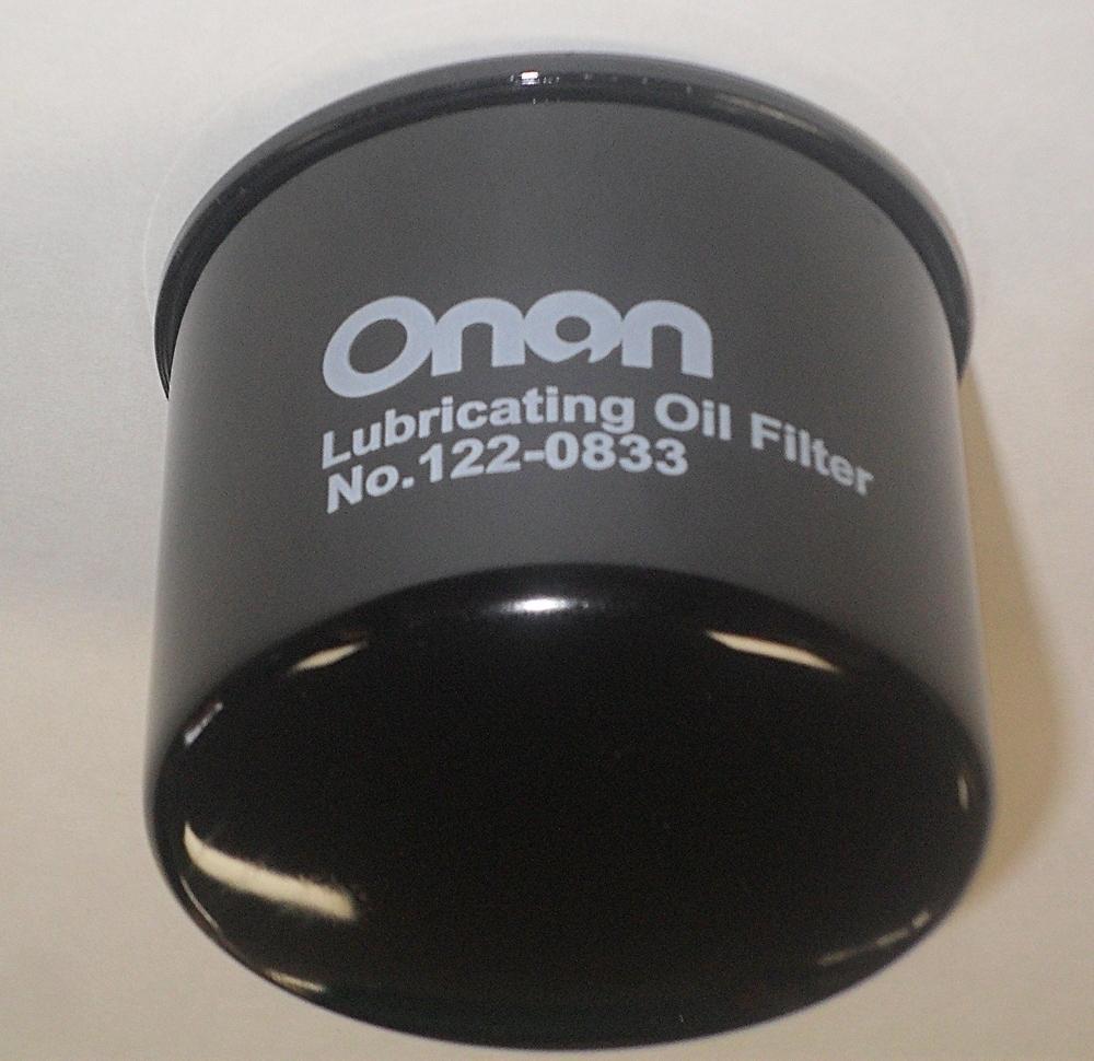 Onan Oil Filter 122-0833