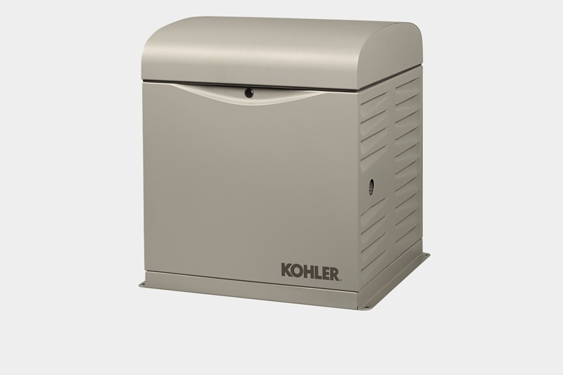 Kohler 8RESV WITH ONCUE PLUS SINGLE PHASE, LPG|NATURAL GAS