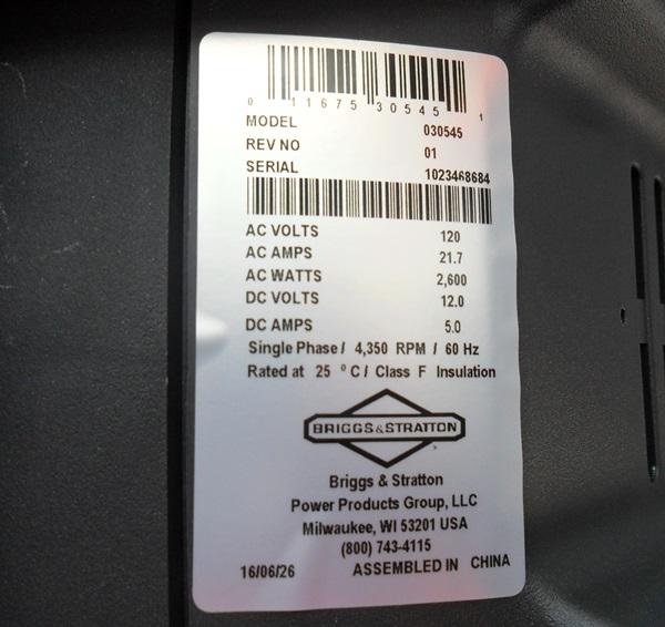 Briggs and Stratton Warranty Service