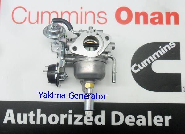 Onan A041P588 Generator Carburator