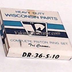 Wisconsin Piston ring set 010