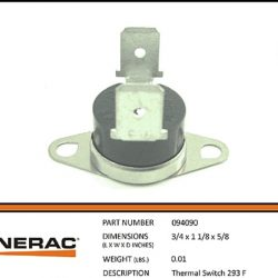 Generac generator thermal switch G094090