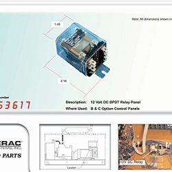 Generac generator 12volt Relay