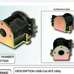 HSB-Coil ATS Utility Transferswitch coil