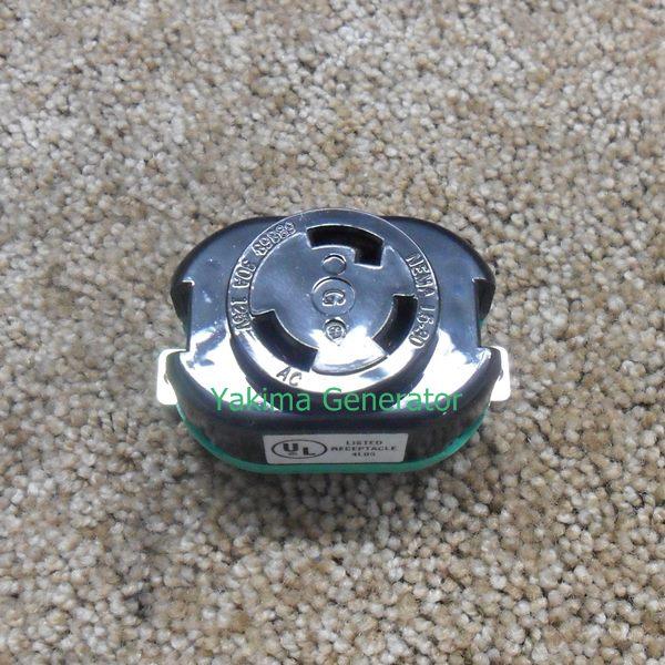 3 prong plug in generac 68868C