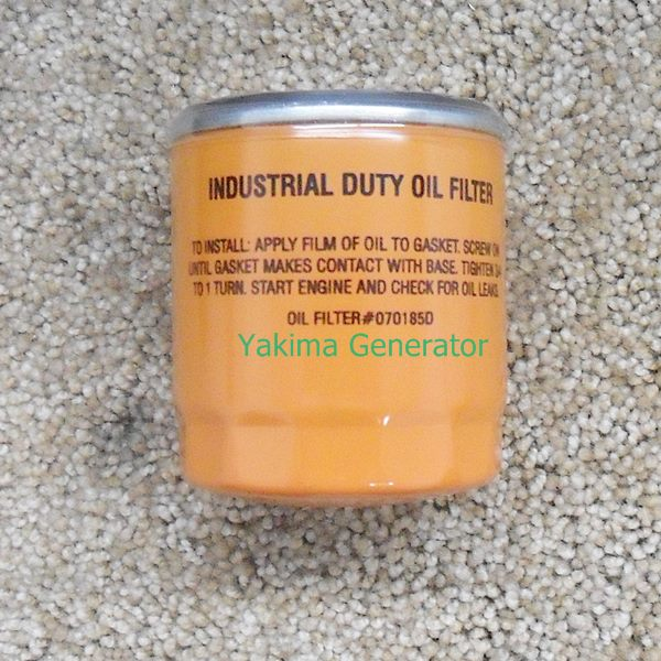 oil filter 070185