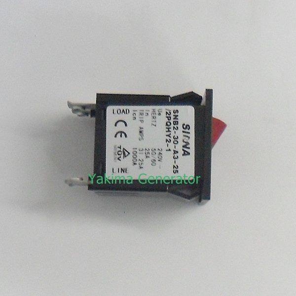 circuit breaker switch 0K0417