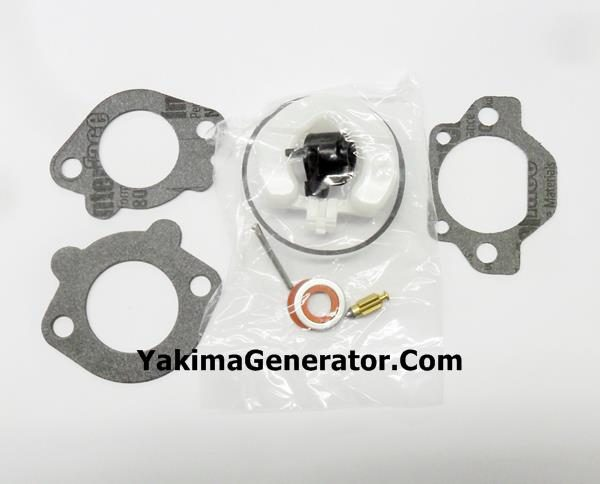 Onan RV QG 4000 Carburetor Repair kit 146-0651 Spec A, B, C