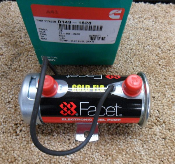Onan CCk Fuel pump 149-1828