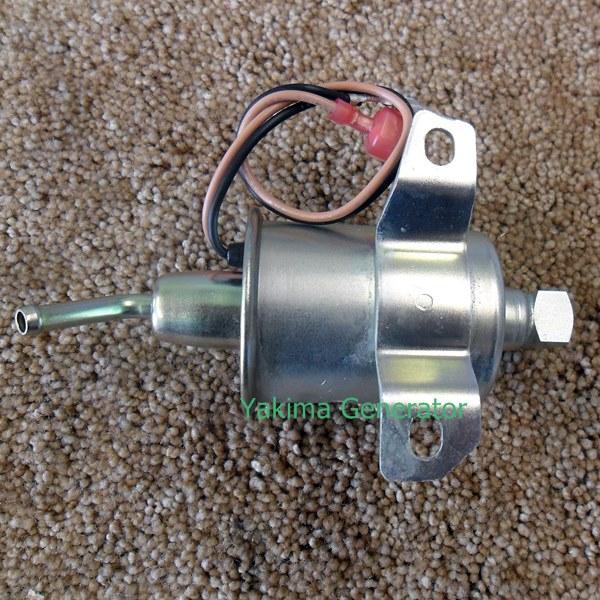 QG RV 4000 Fuel pump