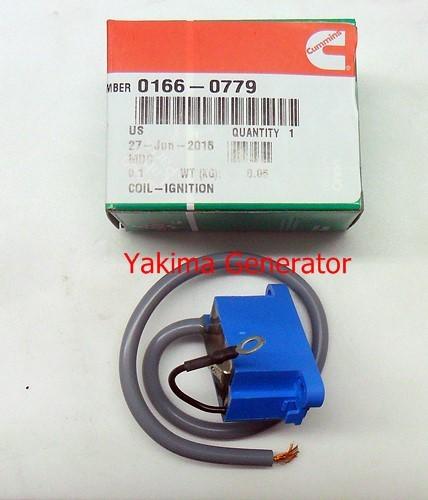 Onan RV QG 4000 coil 166-0779