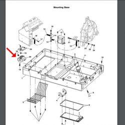 Onan QD RV Battery Charging Regulator 191-2228