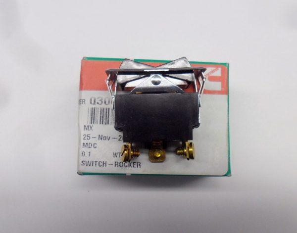 Onan rocker switch 308-0341