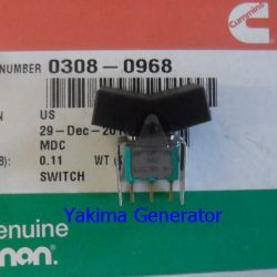 Onan KY Spec A generator start and Stop Switch 308-0968