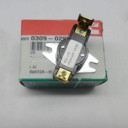 309-0295 hi temp switch onan