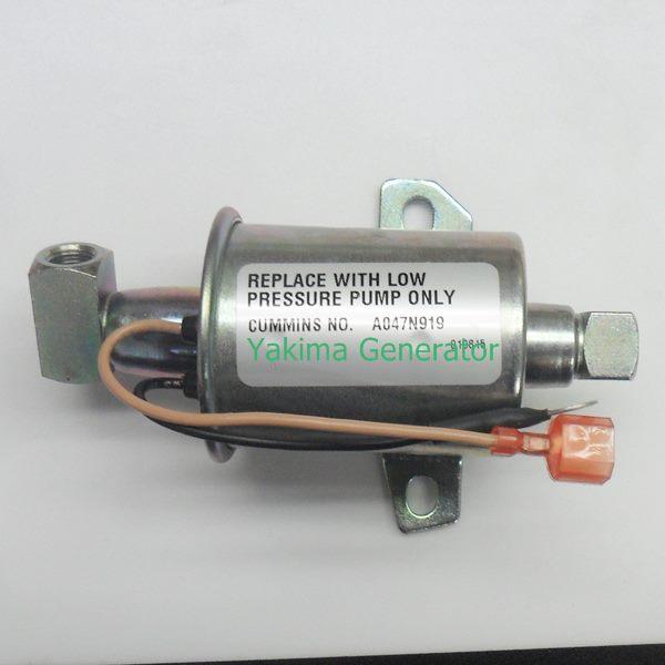 Onan generator fuel pump A047N919