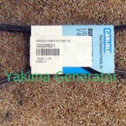 Fan belt for a Generac generator G020621