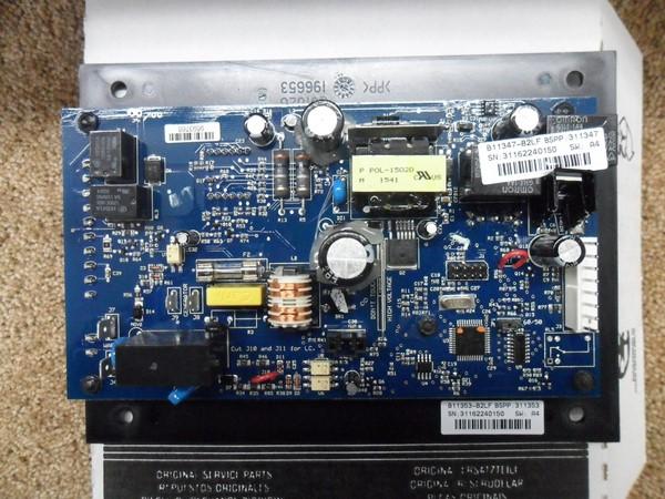 Brigg Panel control 311353GS