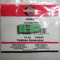 Briggs and Stratton 2 pin connector 205991GS