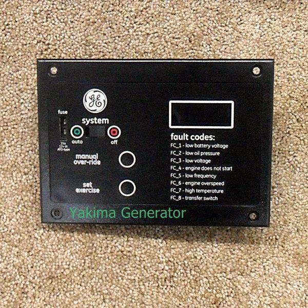 Briggs control board for home standby generator 311351gs