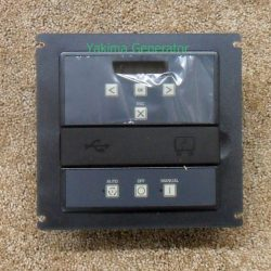 Briggs home standby generator control panel 315423gs