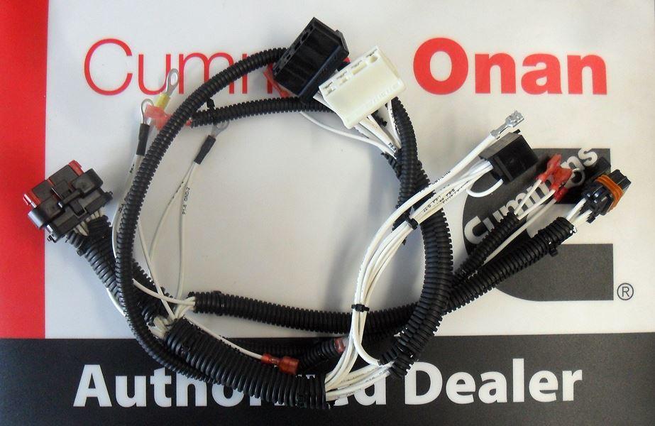Onan QG RV 4000 wire harness 338-3812