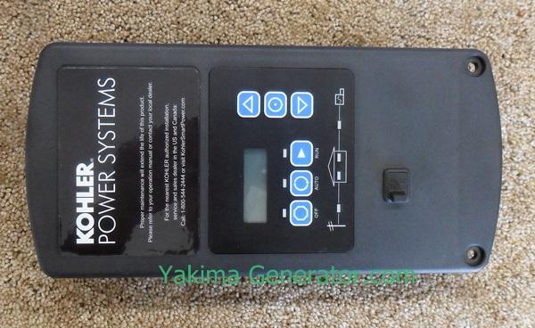 Kohler Controller RED GM92089