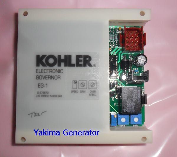 Kohler Electronic Governor Controller D-278670