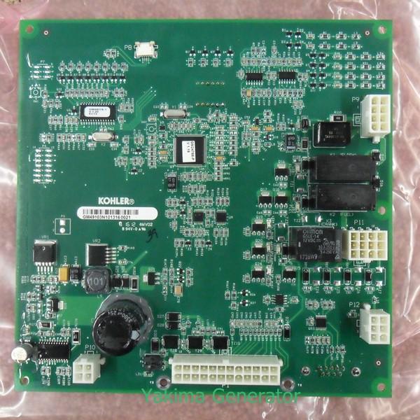 Kohler generator pcb board GM49103