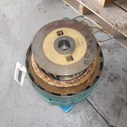 JB rotor and Stator