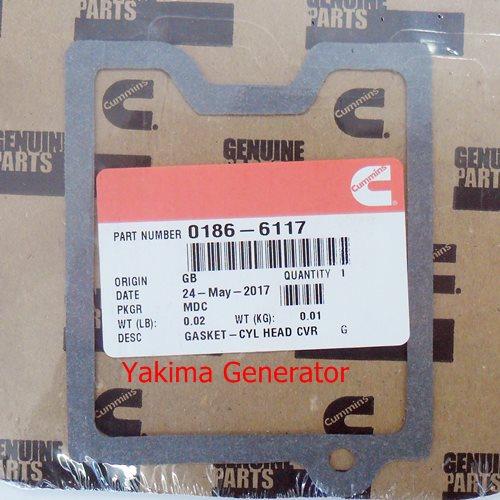onan valve cover gasket 186-6117