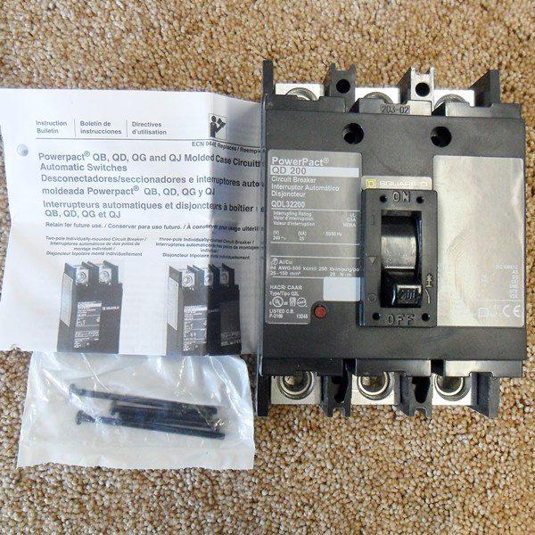 Onan circuit breaker 320-2238-10