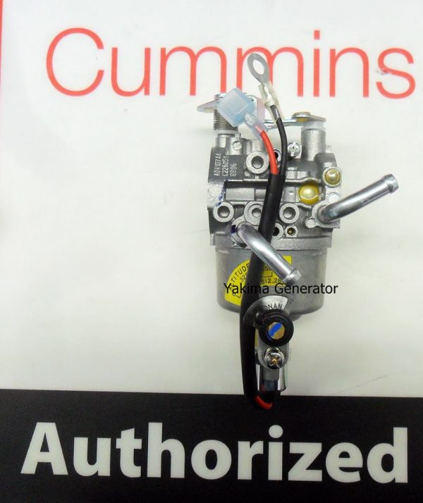 Cummins RV QG Evap Carburetor A041D744