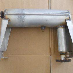 Onan RV QG 6500 Muffler 154-3387