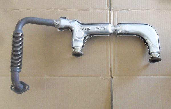 Onan RV QG Exhuast manifold A026H890