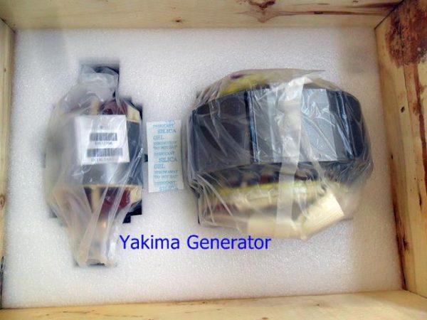 Cummins Onan RV QG 5500 Rotor and Stator, Generator End