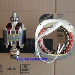 Onan 201-3638-01 rotor and 220-4544-S2 stator