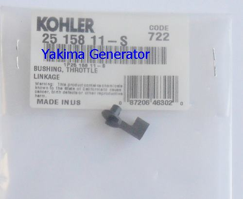 Kohler 25 158 11-s throttle linkage bushing
