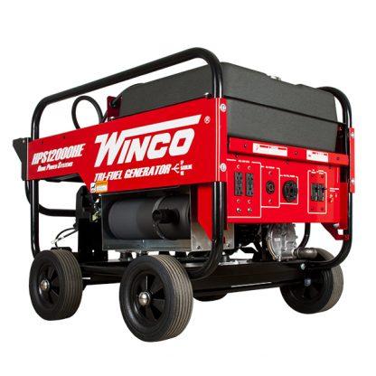 Winco 12KW Tri Fuel Generator