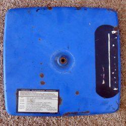 Onan performer air filter cover 140-2005-50