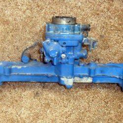 Onan performer 24 carburetor and intake manifold 149-0662, 154-2873