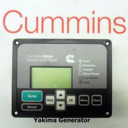 Cummins Onan Hybrid Quiet diesel Remote Panel 300-6078