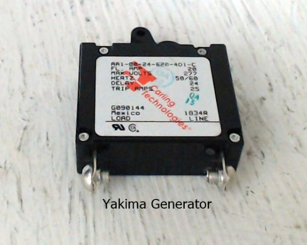 Generac circuit breaker 090144, g090144