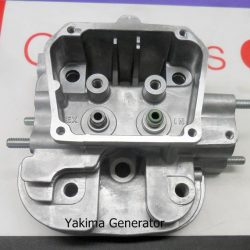 Cylinder head #1 for GSAA, GSBA Onan standby generator Part # 110-4076, 280-13113-11