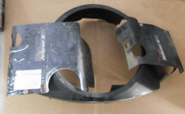 Onan Performer p218G Tin shroud and side tin