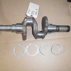 B43G Crankshaft 104-1441, 104-1699