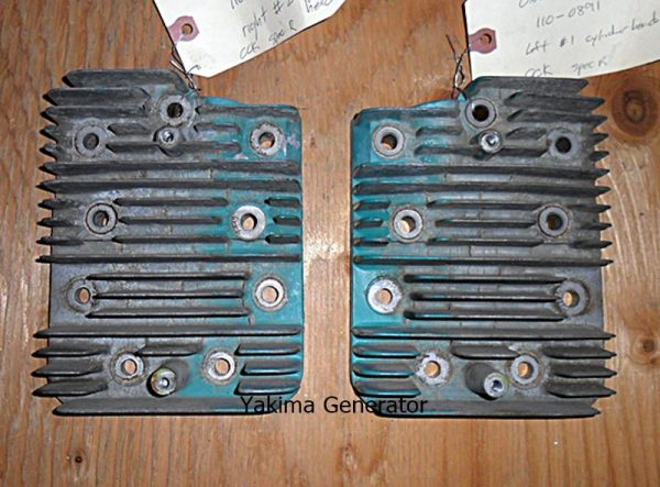 Onan CCK, CCKA, and CCKB Cylinder Heads 110-0890 and 110-0891