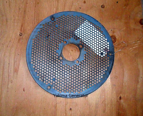 Shredder for B43M Onan Engine 134-3920
