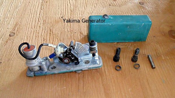 Points and Condenser Breaker Box for B43M Onan Engine
